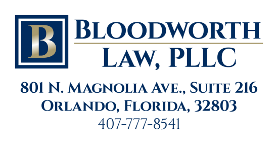 801 N Magnolia Orlando Bloodworth Law