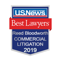July Awards for Attorney L. Reed Bloodworth