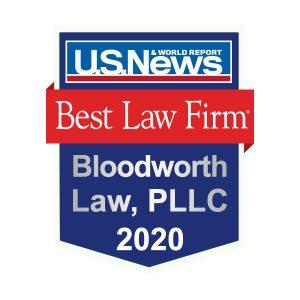 florida bloodworth law pllc best law firm 2020